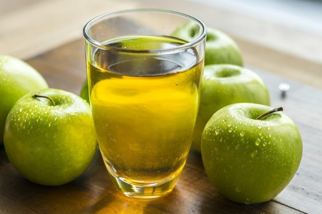 ocet jabłkowy naturalny