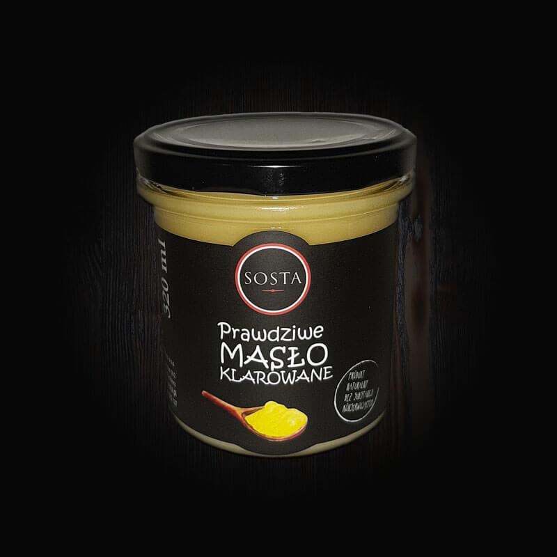masło klarowane masło ghee