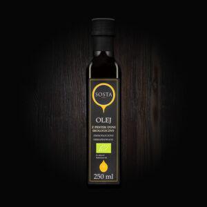 organiczny olej z pestek dyni bio